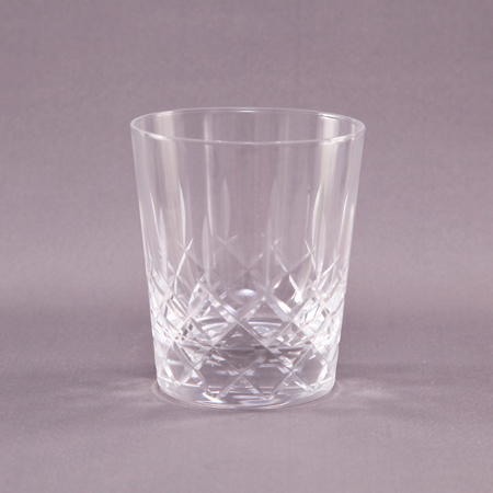 Clear Glass Cup JC102-100CR
